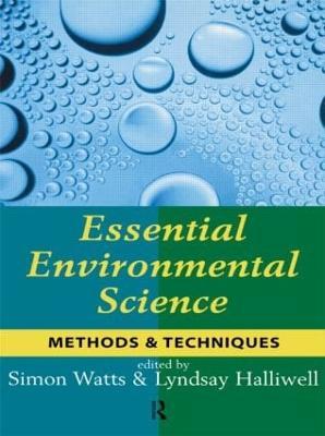 Essential Environmental Science book