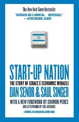 Start-Up Nation by Dan Senor