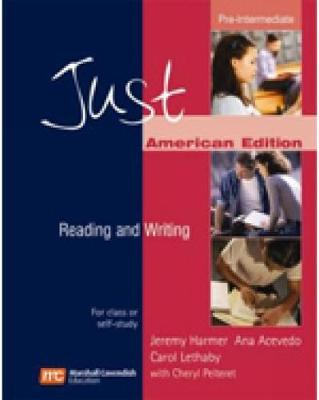 Just Reading and Writing Pre-Intermediate (AME) by Jeremy Harmer
