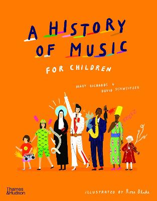A History of Music for Children book
