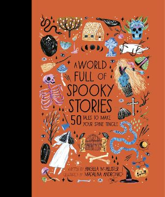 A World Full of Spooky Stories by Angela McAllister