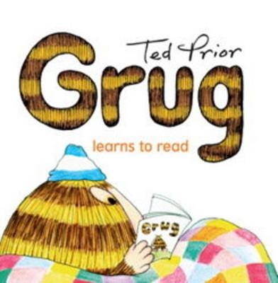 Grug Learns To Read book