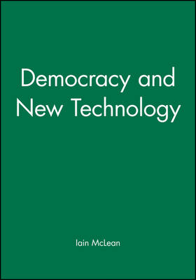 Democracy and New Technology book