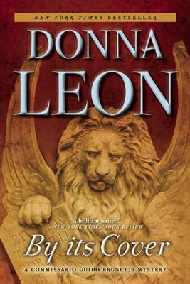 By Its Cover by Donna Leon