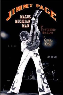 Jimmy Page: Magus Musician Man book