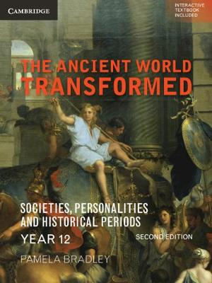 The Ancient World Transformed Year 12 2ed book