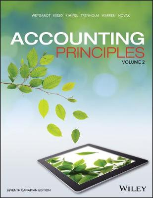 Accounting Principles, Volume 2 by Jerry J. Weygandt
