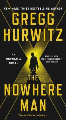 Nowhere Man by Gregg Hurwitz