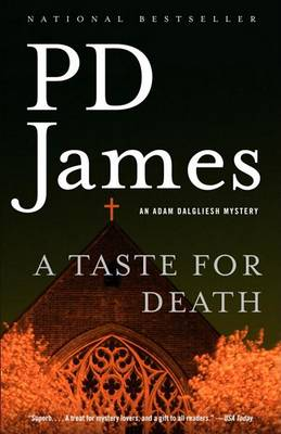 A Taste for Death by P D James