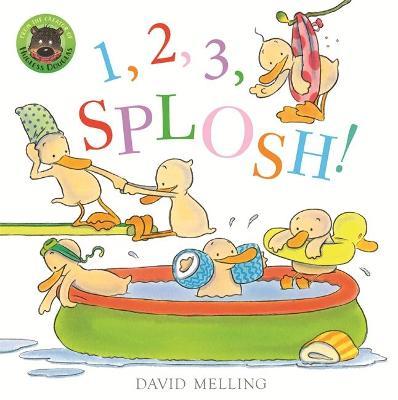 Splosh! by David Melling