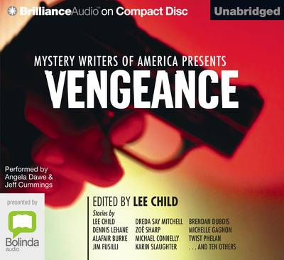 Mystery Writers Of America Presents Vengeance by Lee Child