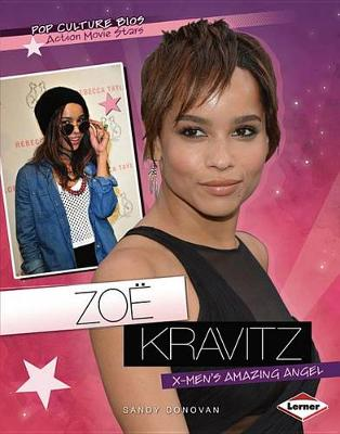 Zo� Kravitz by Sandy Donovan
