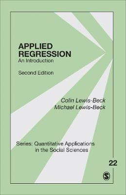 Applied Regression book