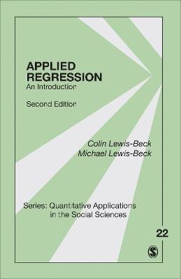 Applied Regression book