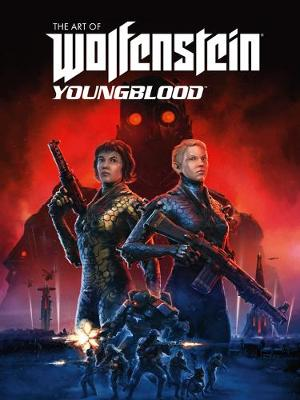 The Art Of Wolfenstein: Youngblood book