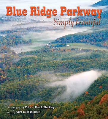 Blue Ridge Parkway book