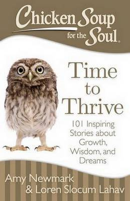 Chicken Soup for the Soul: Time to Thrive by Amy Newmark