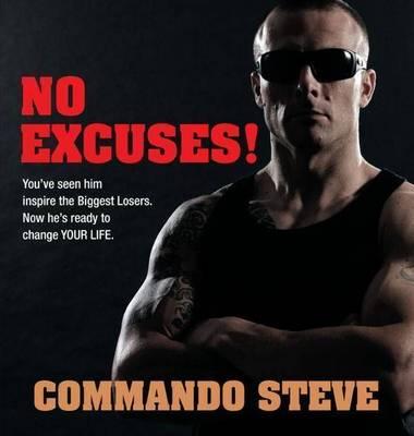 Commando Steve book