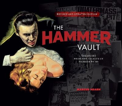 The Hammer Vault by Marcus Hearn