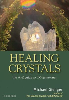 Healing Crystals book