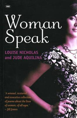 WomanSpeak book