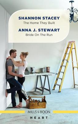 The Home They Built/Bride on the Run book