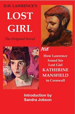 D.H. Lawrence's Lost Girl book