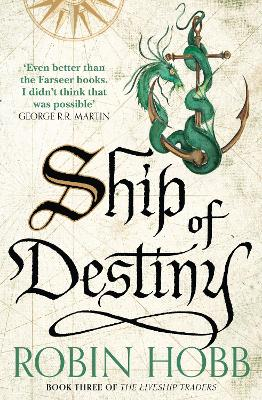 Ship of Destiny book