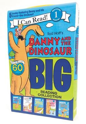 Danny and the Dinosaur: Big Reading Collection by Syd Hoff