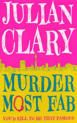 Murder Most Fab book
