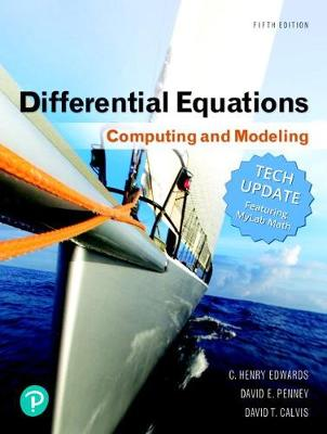 Differential Equations by C. Henry Edwards