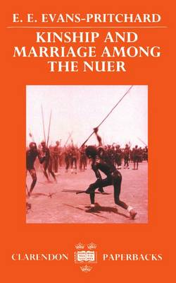 Kinship and Marriage among the Nuer book