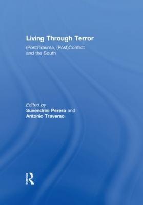 Living Through Terror book