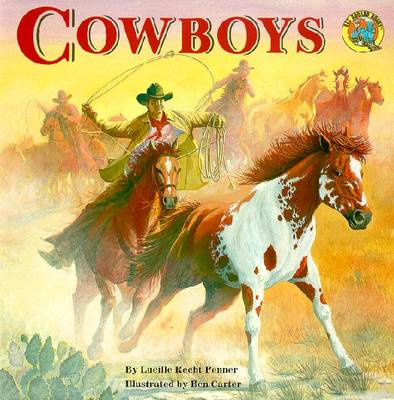 Cowboys by Lucille Recht Penner