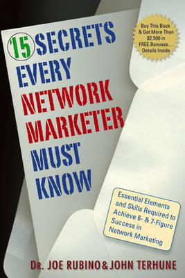 15 Secrets Every Network Marketer Must Know book