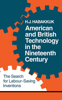 American and British Technology in the Nineteenth Century book