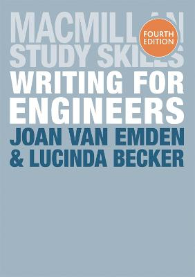Writing for Engineers by Joan van Emden