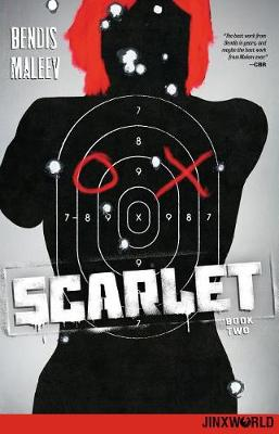 Scarlet Book Two by Brian Michael Bendis