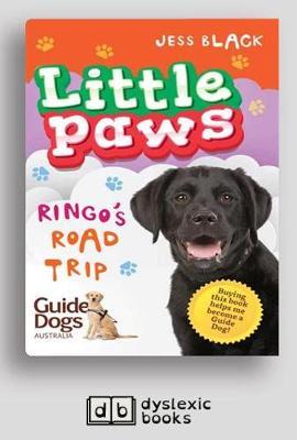 Ringo's Road Trip: Little Paws 3 by Jess Black