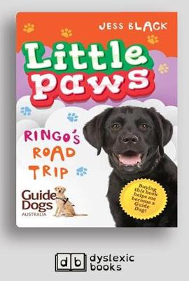 Ringo's Road Trip: Little Paws 3 by Jess Black