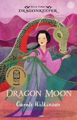 Dragonkeeper 3: Dragon Moon book