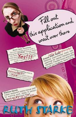 Fill Out This Application and Wait Over There by Ruth Starke