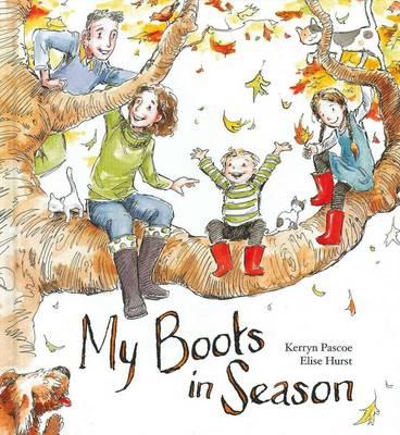 My Boots in Season by Kerryn Pascoe