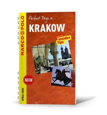 Krakow Marco Polo Travel Guide - with pull out map by Marco Polo
