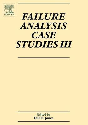 Failure Analysis Case Studies III book