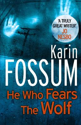 He Who Fears the Wolf book