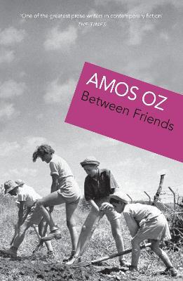 Between Friends book