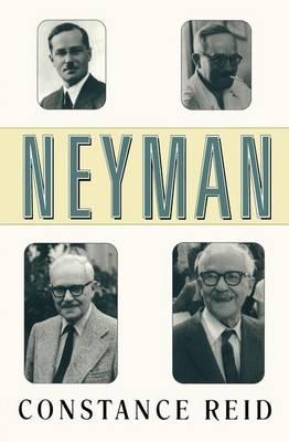 Neyman by Constance Reid