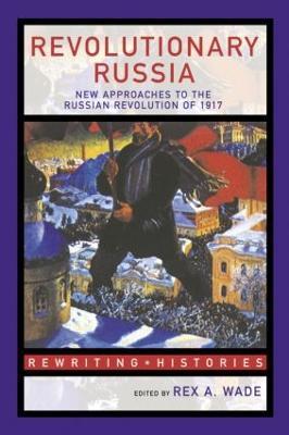 Revolutionary Russia book