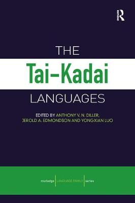 The Tai-Kadai Languages by Anthony Diller
